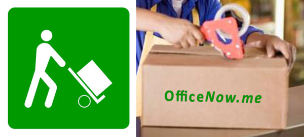 OfficeNow, business center Italy: serviced offices Italy, room in warehouse Milan rental. Depot, storage. Desk for parcels receipt and packaging.