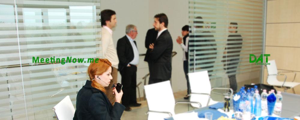 MeetingNow sala corsi riunioni conferenze 12 posti Malpensa Cairate Cassano Magnago Gallarate Busto Arsizio aula