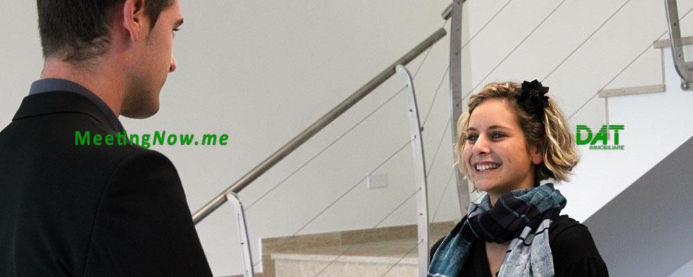 MeetingNow sala riunioni Malpensa Cairate Varese Gallarate receptionist conferenze corsi accoglienza
