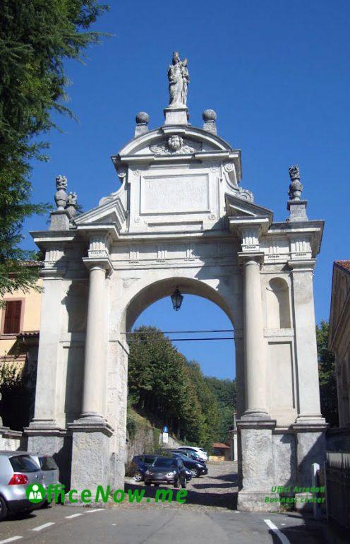 OfficeNow business center, primo arco Sacro Monte di Varese