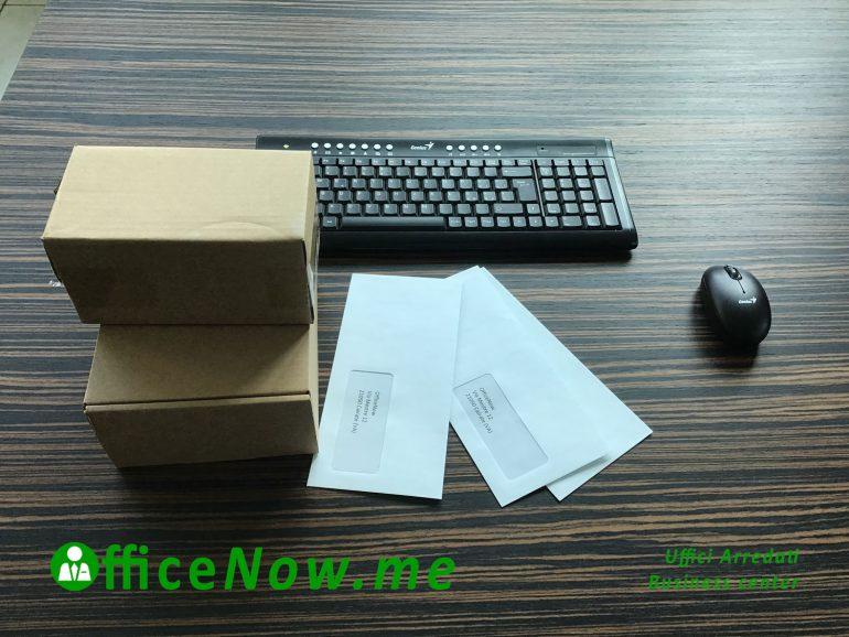 OfficeNow business center Cairate, Malpensa, ricezione piccoli pacchi e lettere direttamente in ufficio