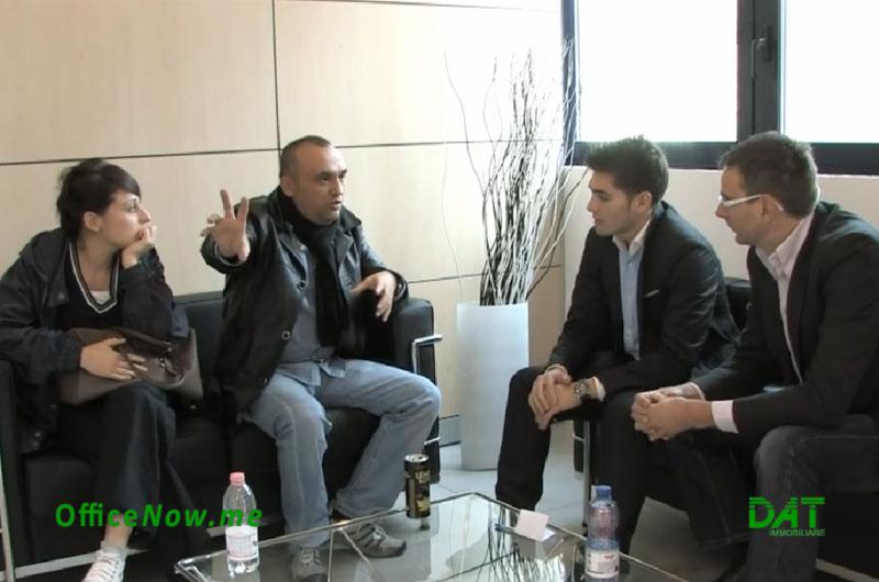Uffici Arredati Varese, OfficeNow Varese, business center Varese. La sala di attesa, in reception, è il posto ideale per accogliere i Tuoi Clienti.