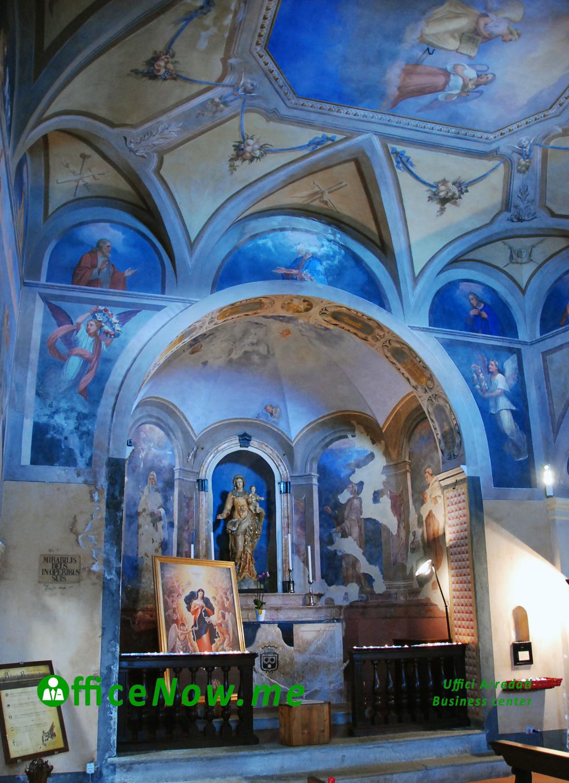 OfficeNow business center, uffici arredati, lago Maggiore, cappella S. Maria Nova