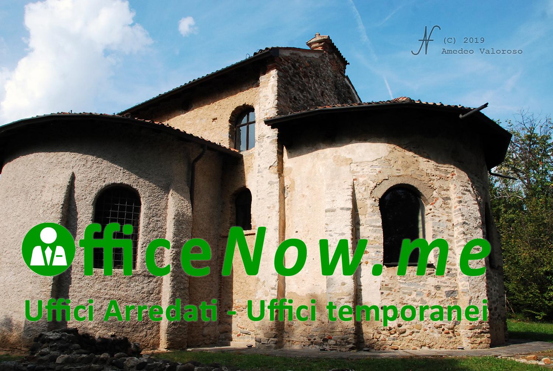 OfficeNow, business center, uffici arredati, uffici temporanei, Castelseprio, santa maria foris porta di lato, meeting aziendale e arte
