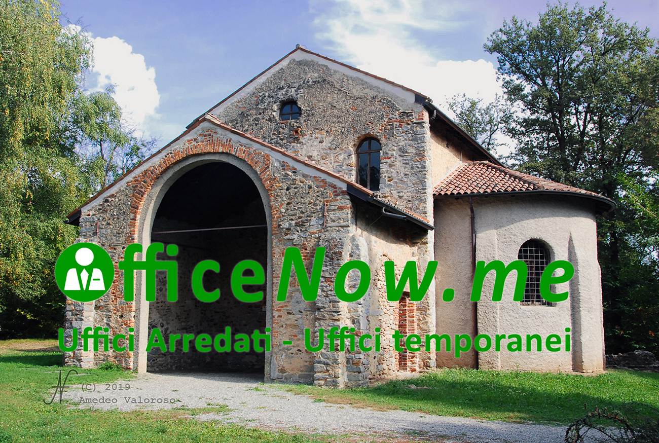 OfficeNow, business center, uffici arredati, uffici temporanei, Castelseprio, santa maria foris porta, meeting aziendale e arte
